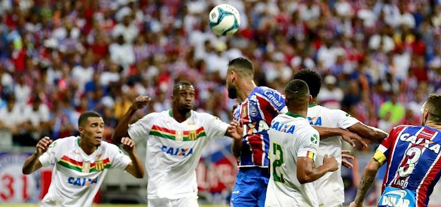 Sampaio Corrêa é o novo campeão da Copa do Nordeste