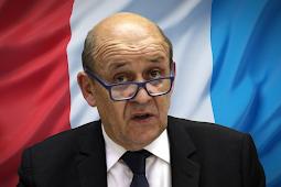 France Warns 'Racial Segregation' in Israel - Jean-Yves Le Drian