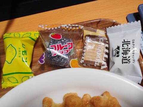 お菓子1-3 もんきーねっとアキバ店2回目