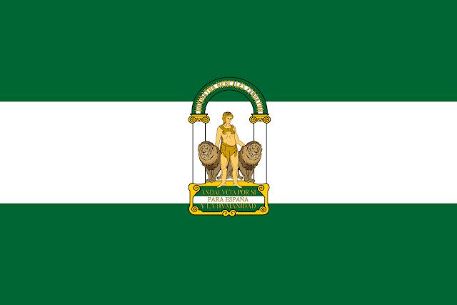 Resultado de imagen de  andaluza bandera