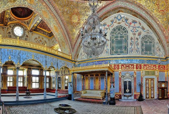 Cung điện Topkapi Palace