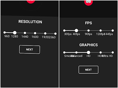 Aplikasi game booster android