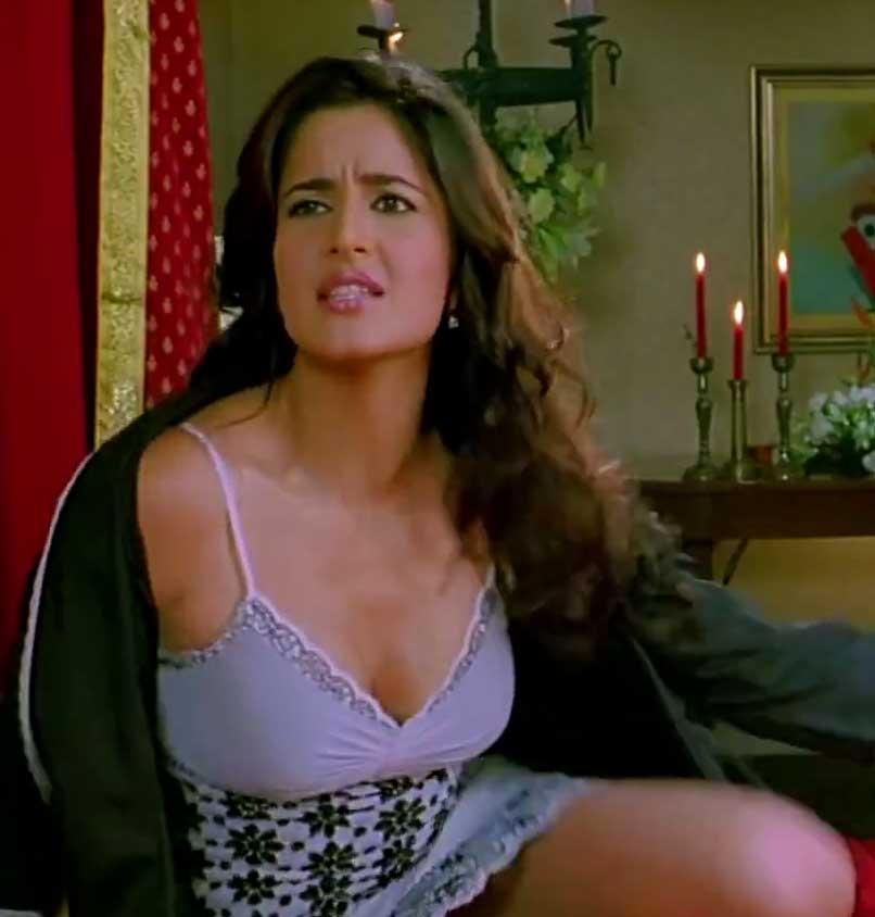 Katrina Kaif in sexy Lingerie
