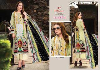 Mishri Gulbagh 2 Lawn Pakistani Dress wholesale Price