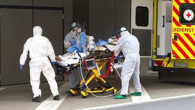 Hampir 17.000 Pekerja Medis Italia Telah Terinfeksi Virus Corona