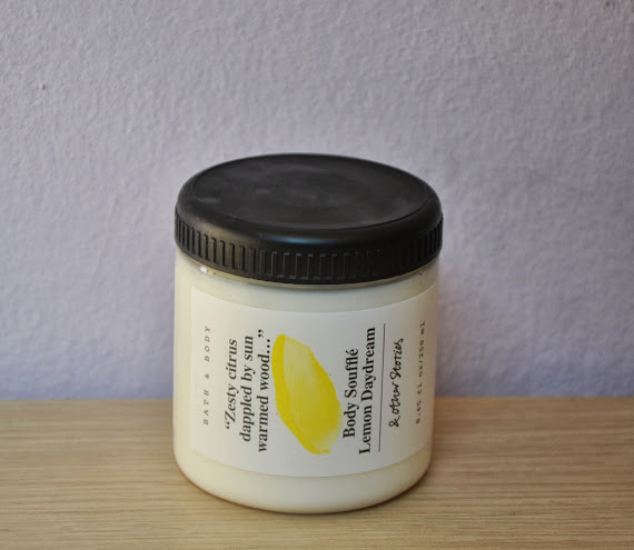 Review: &Other Stories Body Soufflé Lemon Daydream
