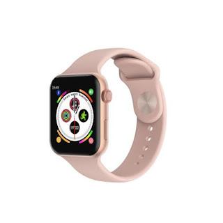 F10 Smart Watch Fitness Tracker Phone Call ECG Monitor Gold