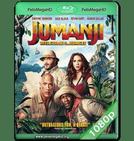JUMANJI: EN LA SELVA (2017) WEB-DL 1080P HD MKV ESPAÑOL LATINO