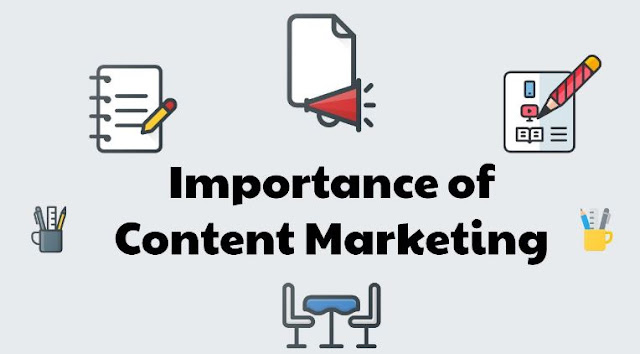 importance of content marketing management startups
