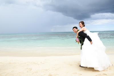 Piggyback Bride