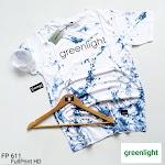 BAJU KAOS FULLPRINT GREENLIGHT (FP611)