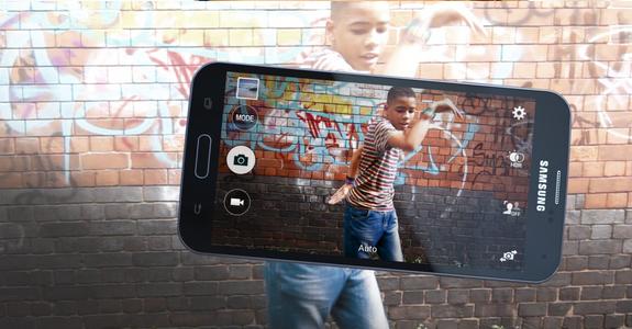 Fitur HDR (Rich Tone) Samsung Galaxy S5