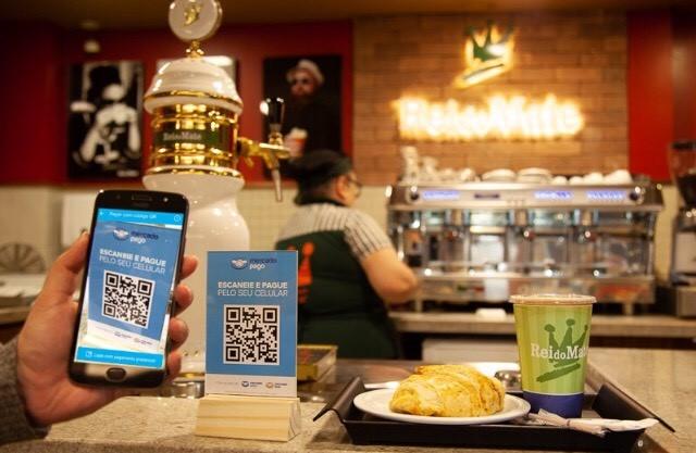 Rei do Mate firma parceria com Mercado Pago para pagamento instantâneo com Código QR