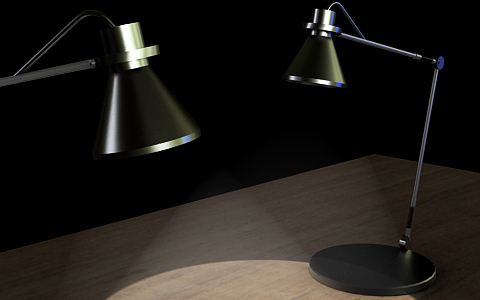 table lamp 3d model free