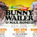 EVENT: Bunny Wailer & Max Romeo Live [UK Shows]