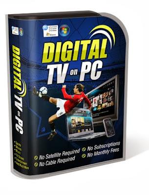 تحميل افضل برنامج مشاهدة القنوات المشفرة والمفتوحه على الكمبيوتر 2021 مجانا Digital TV On PC
