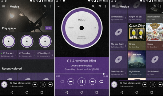 [Sony][Xperia] Music Player-For All Devices