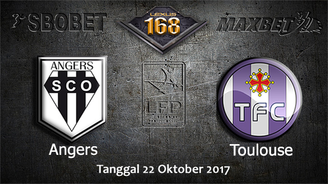 PREDIKSIBOLA - PREDIKSI TARUHAN BOLA ANGERS VS TOULOUSE 22 OCTOBER 2017 (LIGUE 1)