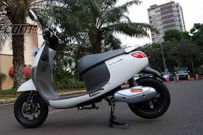 Daftar motor listrik yang resmi di Indonesia