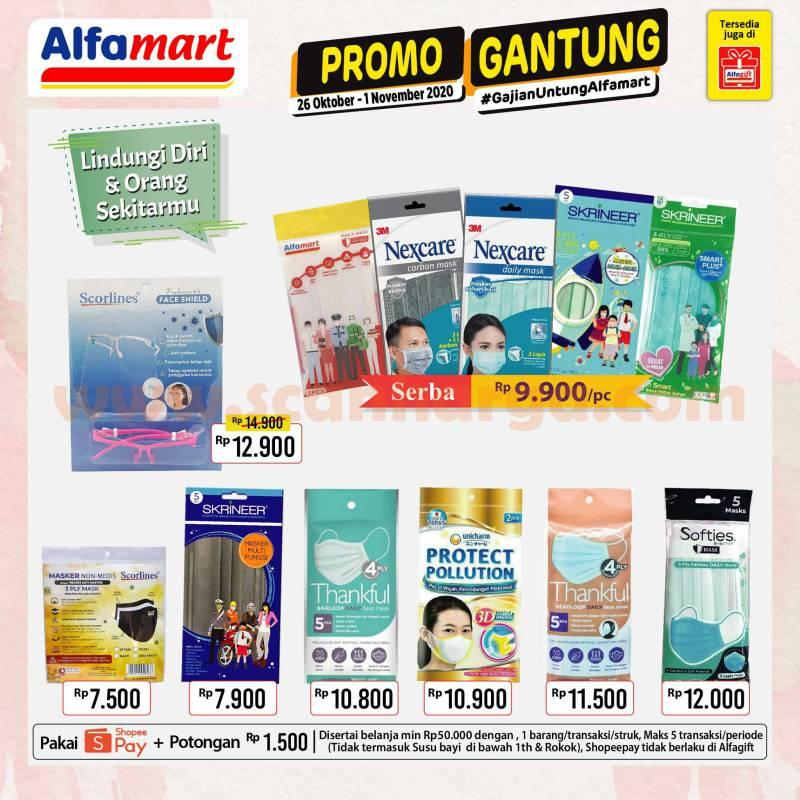 Alfamart GANTUNG Promo Gajian Untung 26 Oktober - 1 November 2020 15
