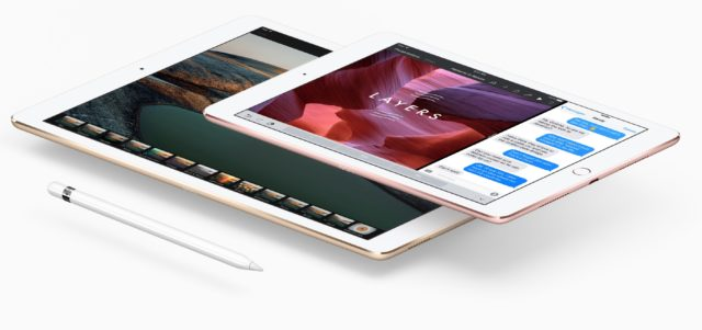 Both-iPad-Pro-640x301 The 10.5-inch iPad Pro will focus on education and the business market Technology