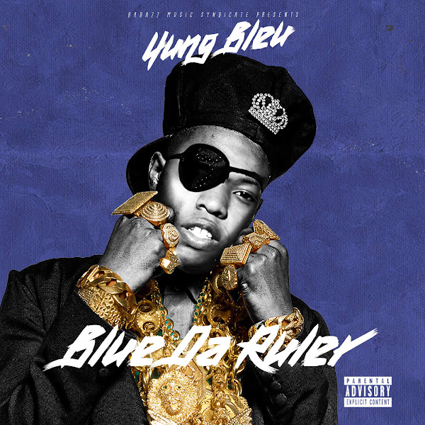 Yung Bleu - Bleu Da Ruler Cover
