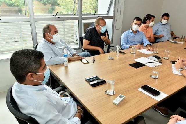"""ACM Neto se reúne com deputados estaduais e discute movimento """"Pela Bahia"""""""