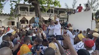 Rassemblement pour la paix à Ikoni : Les Mabedja l'ont tenu