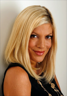 Tori Spelling HD Wallpapers, american actress,