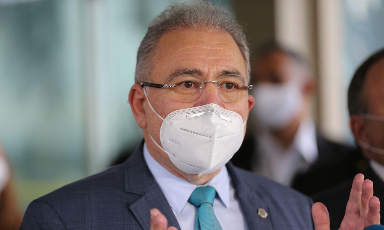 CPI da Covid no Senado ouve ministro da Saúde, Marcelo Queiroga, nesta 5ª