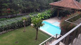 Rekomendasi Villa Di lembang Dengan Fasilitas Kolam Renang