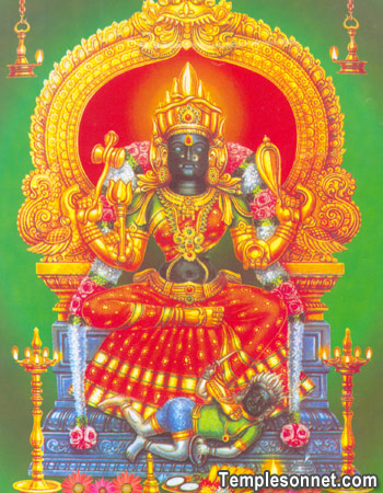 Beautiful Thiruchirappalli Vekkaliamman Temple Trichy