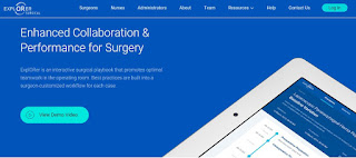 ExplORer Surgical Develop Innovative Platform To Manage And Coordinate the OR