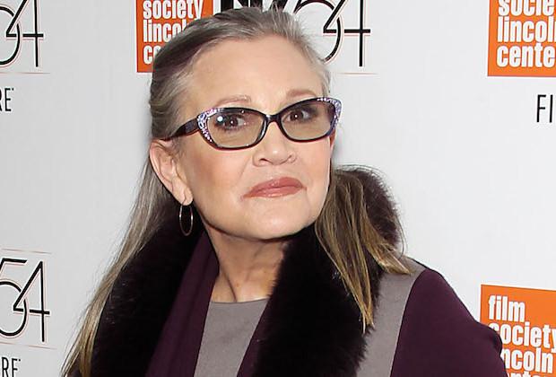 """Carrie Fisher, atriz que interpretou a Princesa Leia na saga """"Star Wars"""", morreu aos 60 anos"""