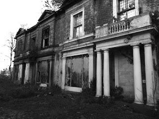 Vine st derelict mansion house