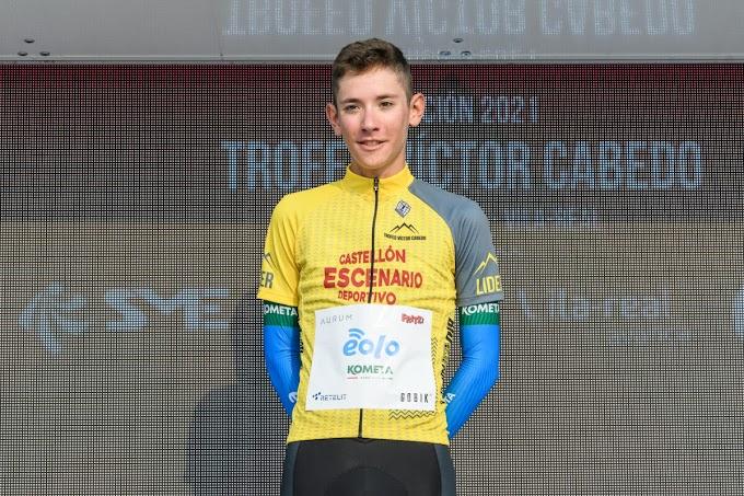 Pablo García fue el ganador final del Trofeo Víctor Cabedo