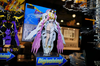 Digivolving Spirits - Digimon