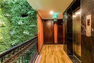 Sapa-clover-hotel-hành lang