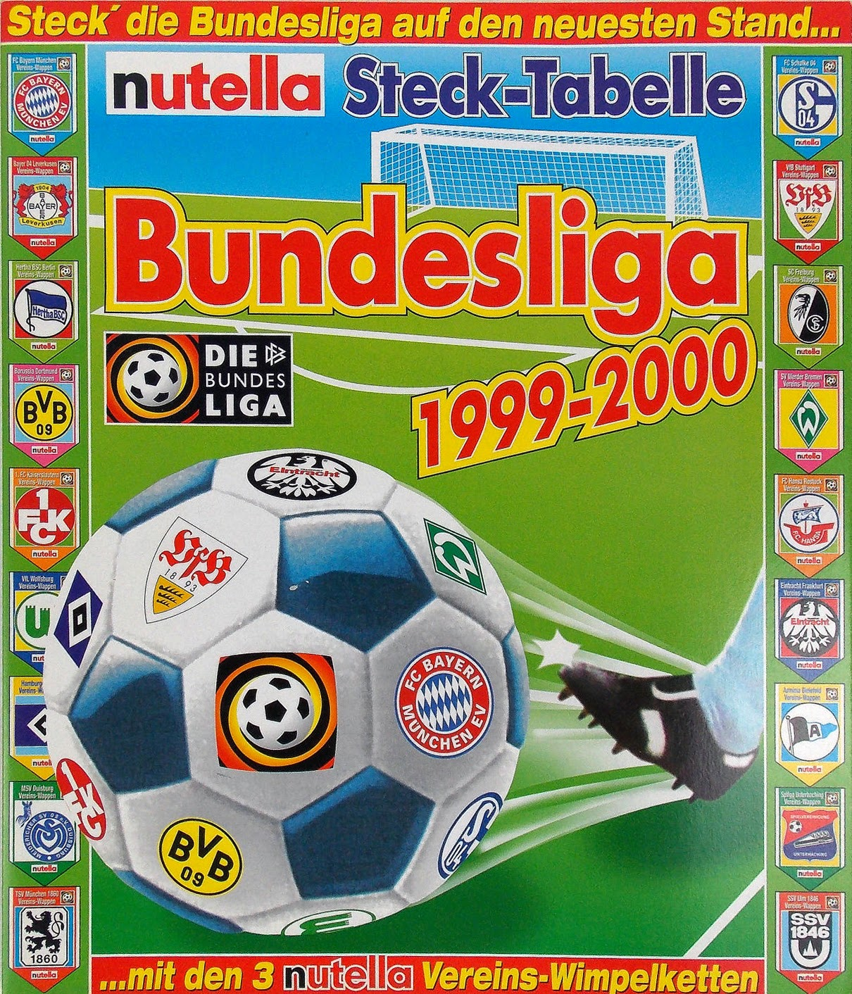 Bundesliga Tabelle 1999
