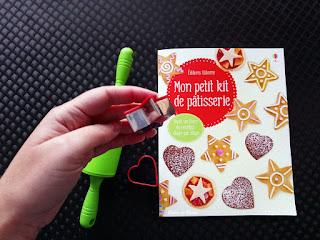 Bulles de Plume Mon petit kit de pâtisserie Editions Usborne