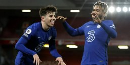 Chelsea players rating in Liverpool win with Mount 9, Werner 8
