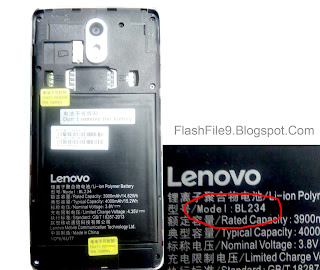 This post below you can download latest version of lenovo bl234 flash file easily. before download this flash file at first you should backup your all of user data like contact, message, videos, photos etc. download link available Lenovo Bl234 stock rom, firmware, flash file.