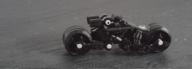 F@bs' Cyberpunk Lego Motorcycles
