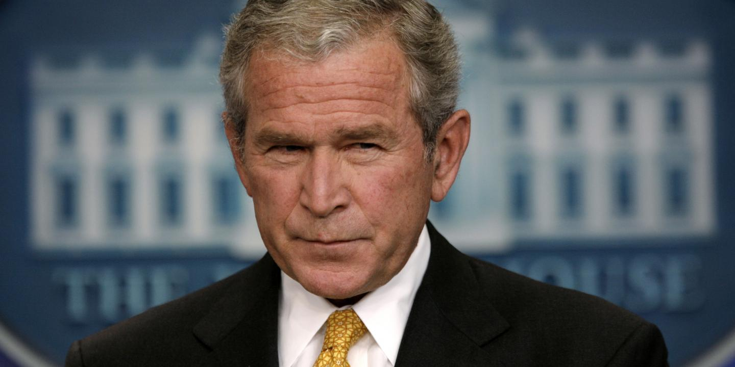 George W. Bush oversaw the expansion of warrantless surveillance of Americans