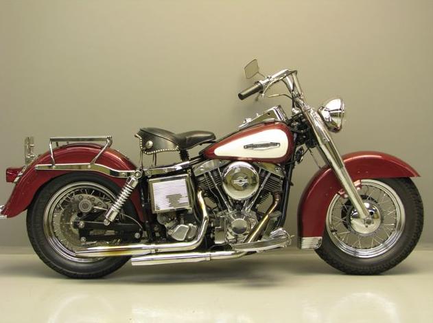 Harley-Davidson FL 1200