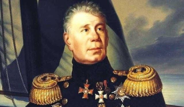 Русский первооткрыватель — Иван Фёдорович Крузенштерн
