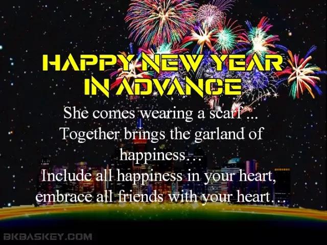 Best Happy New Year Wishes Quotes | Happy New Year Whatsapp Status