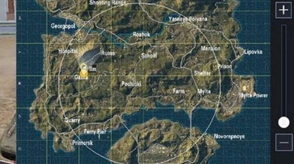 Perhatikan Map