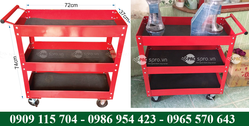 Tủ đựng dụng cụ, đồ nghề sửa chữa xe máy TP HCM