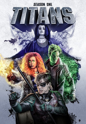 Titans (TV Series) S01 DVD R1 NTSC LATINO 3DVD